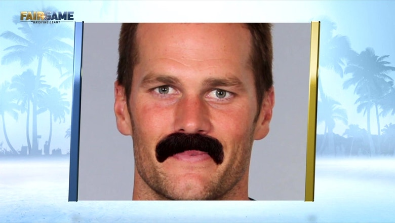 Super Troopers Stars Reimagine Tom Brady with a Mustache