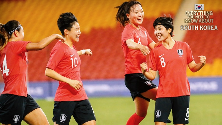 Everything you need to know about South Korea heading into the FIFA Women's World Cup