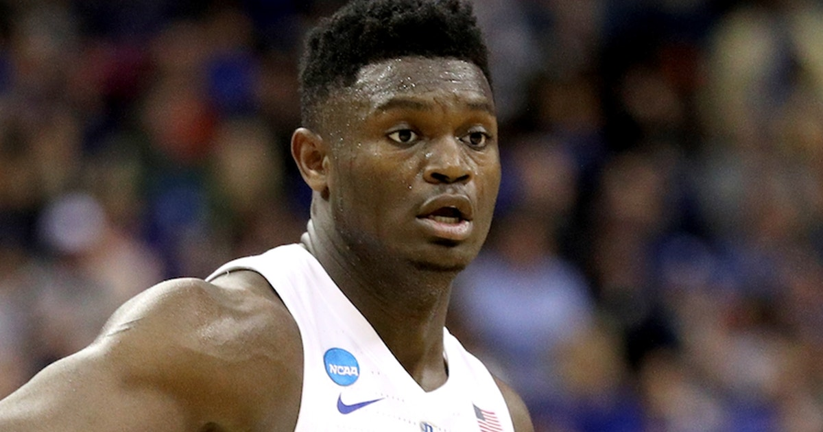 34893a12a772 Colin Cowherd  The Pelicans should trade AD to the Knicks and reunite Zion  and R.J.