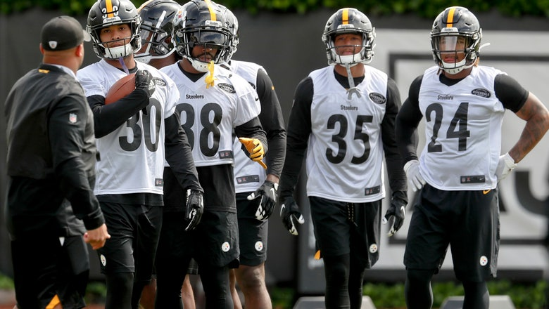 Life after Le'Veon: Steelers RB trio ready to forge own path