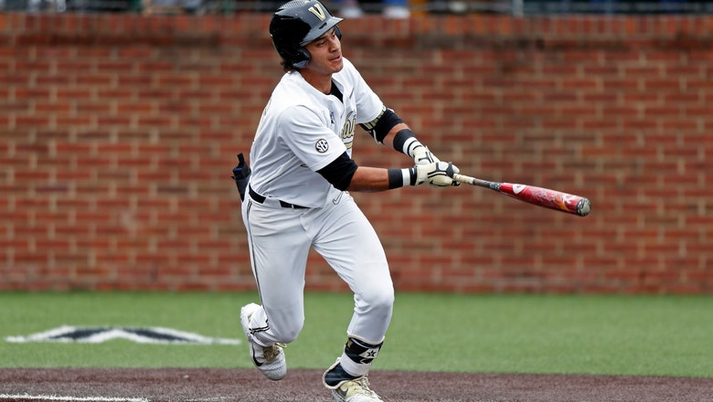 Vanderbilt leads stacked field at SEC Tournament