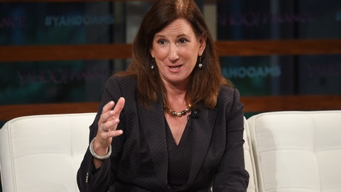 <p>               FILE - In this Sept. 20, 2018 file photo, Deloitte CEO Cathy Engelbert participates in the Yahoo Finance All Markets Summit: A World of Change at The Times Center in New York. A person familiar with the decision says Engelbert will be the new WNBA president. The person spoke to The Associated Press on condition of anonymity, Wednesday, May 15, 2019, because the league hasn't publicly announced the hiring. (Photo by Evan Agostini/Invision/AP, File)             </p>