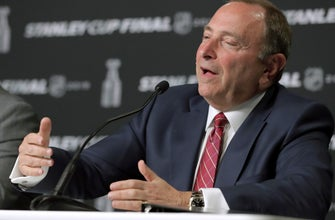 Bettman says NHL will consider expanding video review