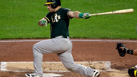 Newman delivers as Pirates push past A's