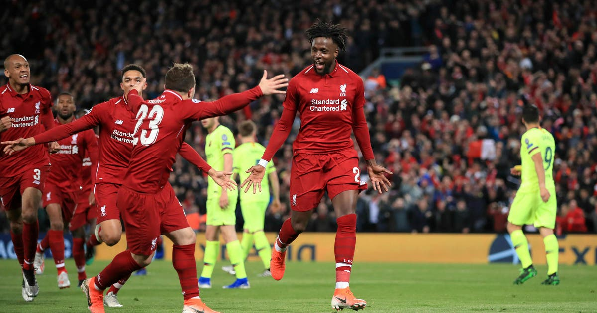 Liverpool Stuns Barcelona 4-0 To Reach CL Final