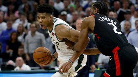 Bucks, Raptors both looking to improve in Game 2