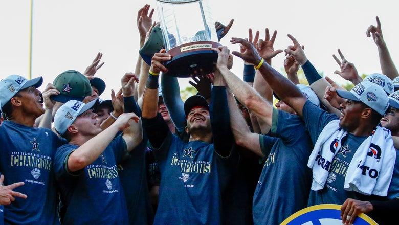 UCLA earns No. 1 national seed for NCAA baseball tournament
