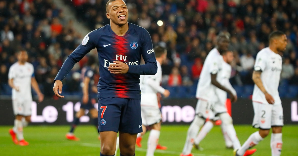 Pepe scores twice for Lille, Lyon seals 3rd in Ligue 1