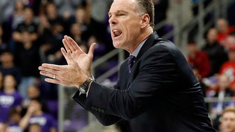 <p>               FILE - In this Saturday, March 2, 2019 file photo, TCU head coach Jamie Dixon instructs his team in the second half of an NCAA college basketball game against Texas Tech in Fort Worth, Texas. TCU's Jamie Dixon says he made the decision to stay at his alma mater instead of going home to coach at UCLA. Dixon says UCLA was prepared to take care of the hefty buyout in his contract. The coach said Wednesday, May 29, 2019 at the Big 12 spring meetings that he's always been happy at TCU and that hasn't changed after three seasons. He says the UCLA job was one he had to look at last month. His aging parents and his wife's family still live in the Los Angeles area. (AP Photo/Tony Gutierrez, File)             </p>