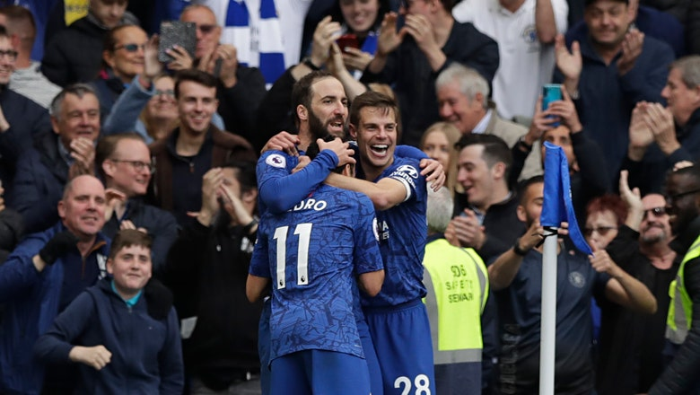 Chelsea beats Watford 3-0 to move into 3rd place in EPL