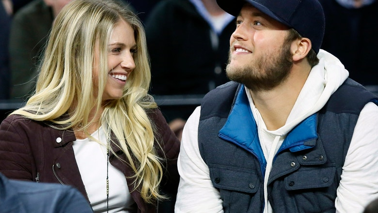Stafford endures 'tough times' after wife's tumor surgery