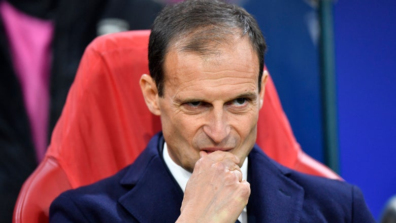 Allegri: Juventus decided it was best for me to leave