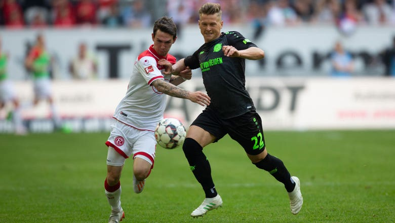Fortuna Dusseldorf vs. Hannover 96 | 2019 Bundesliga Highlights