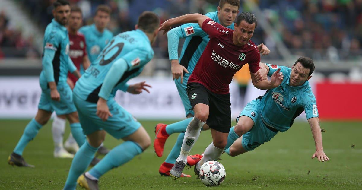 SC Freiburg vs. 1. FC Nurnberg | 2019 Bundesliga Highlights