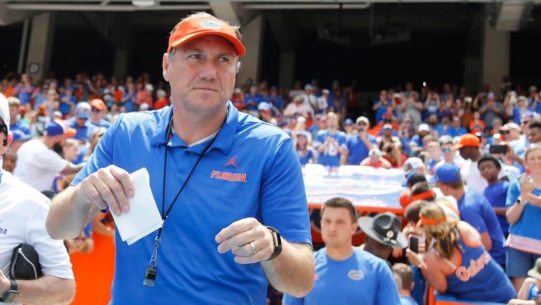 Florida coach Dan Mullen addresses team's recent legal troubles