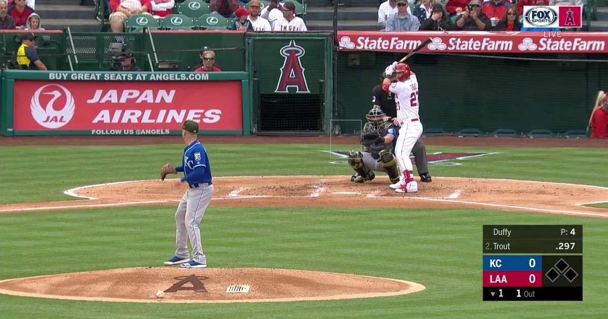 HIGHLIGHTS: Angels lose to Royals 5-1 but win the series