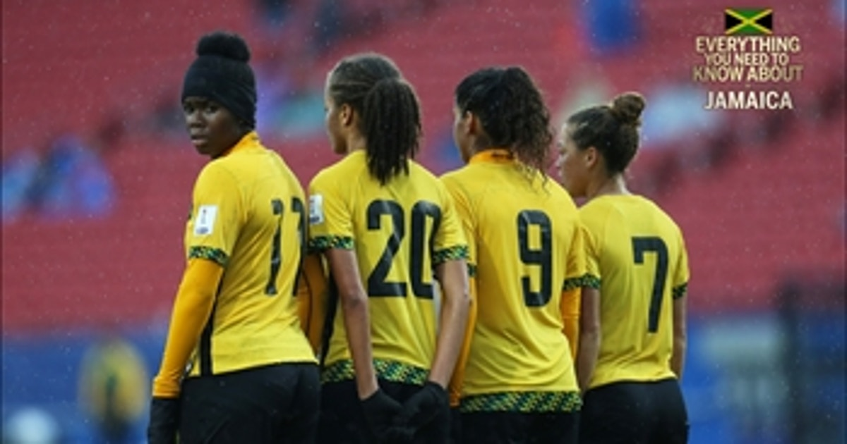 Everything you need to know about Jamaica heading into the FIFA Women's World Cup