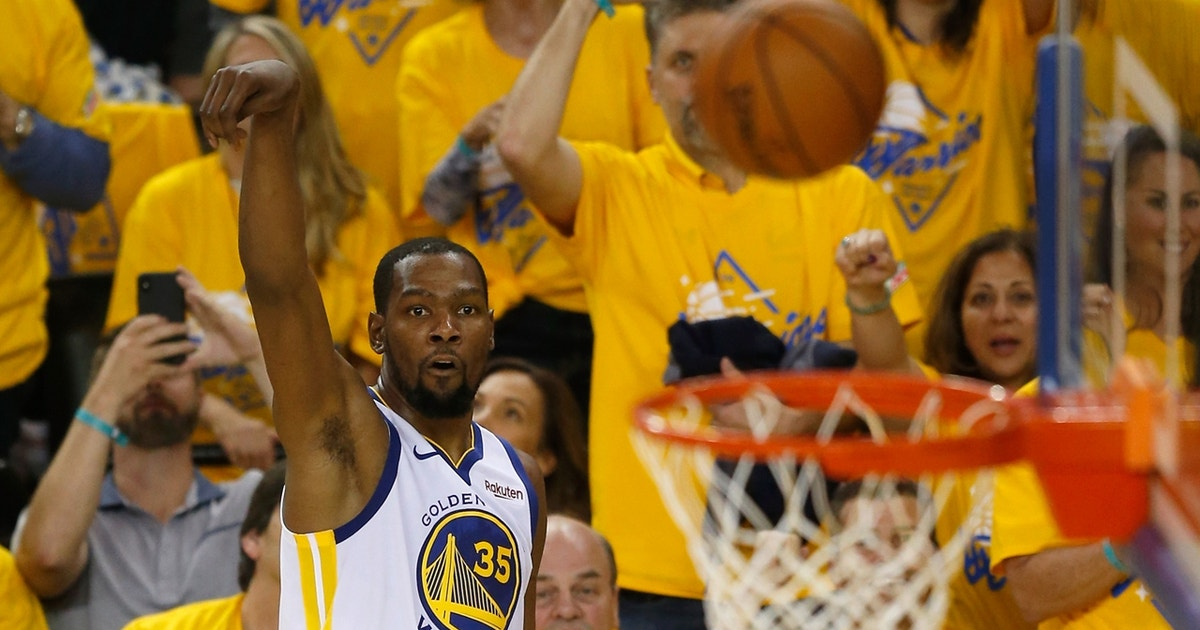 Colin Cowherd pleads with KD to not seek 'validation' and stick with the Warriors