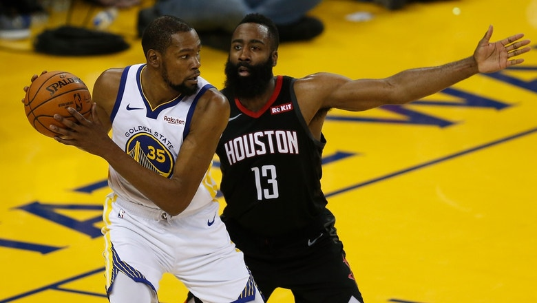 Colin Cowherd believes that while not the most 'valuable' player, KD is still the NBA's best player