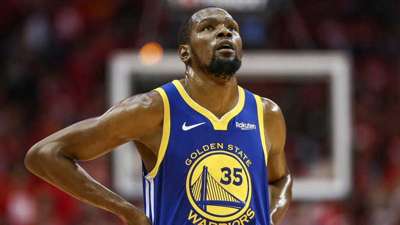 half off c45d8 dc236 Colin Cowherd says it s unfair to claim KD  ruined the NBA  — the league  has never had true parity   FOX Sports