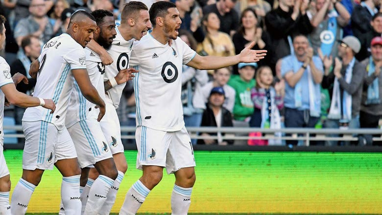 WATCH: Metanire finds far post in Minnesota United's 1-0 win