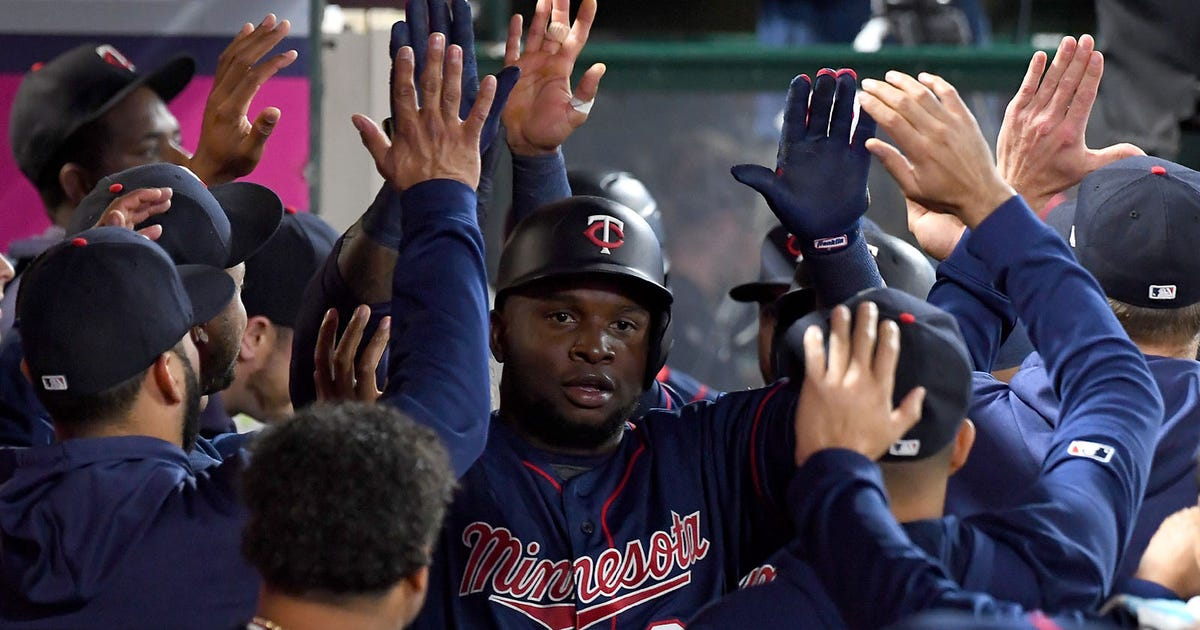 Rewarded with three-year deal, Twins' Sano vows to put up big numbers | FOX Sports