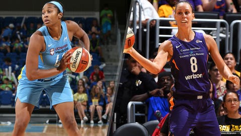Lynx acquire frontcourt help in 2 deals for draft picks