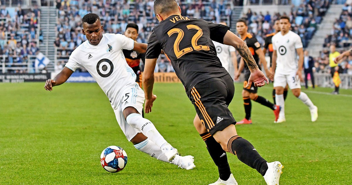 Minnesota United beats Houston 1-0 for another win at home