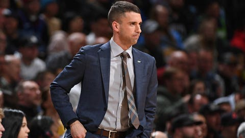 Ryan Saunders, Timberwolves head coach (↑ UP)
