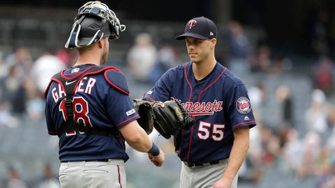 Taylor Rogers, Twins closer (↓ DOWN)