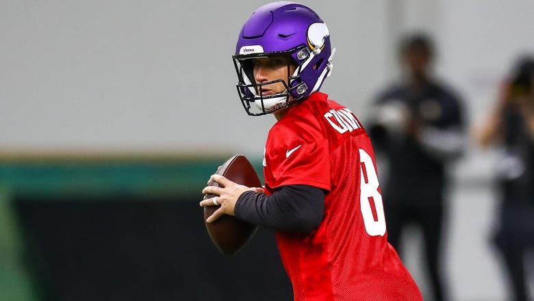 Kirk Cousins Q&A: On Kyle Rudolph, his rookie center, the offense and more