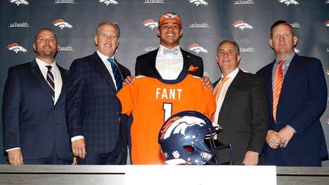 Denver Broncos, Nov. 17
