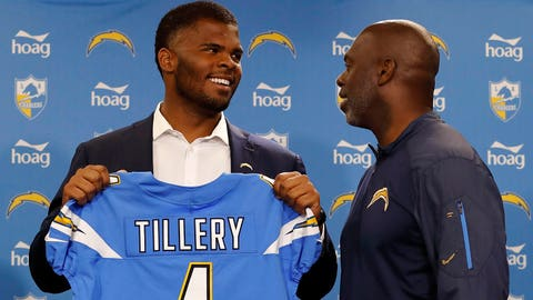 Los Angeles Chargers, Dec. 15