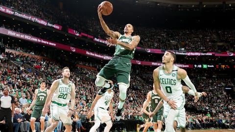 Best in-season move: Trading for George Hill