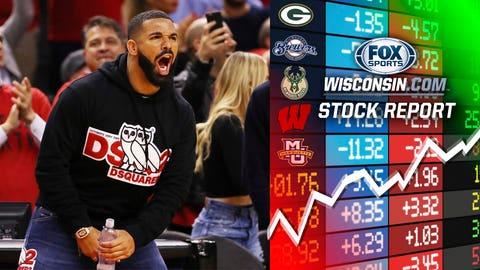 Drake playlists in Milwaukee (⬇ DOWN)