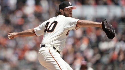 3. So you're saying there's a chance, MadBum?