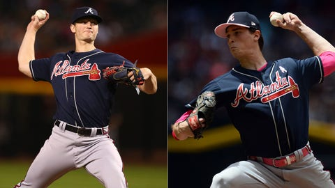 2. In Max Fried and Mike Soroka, Braves pitching has its answer to offense's young cornerstones