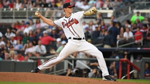 How good is Mike Soroka, the youngest starter in baseball, right this instant?