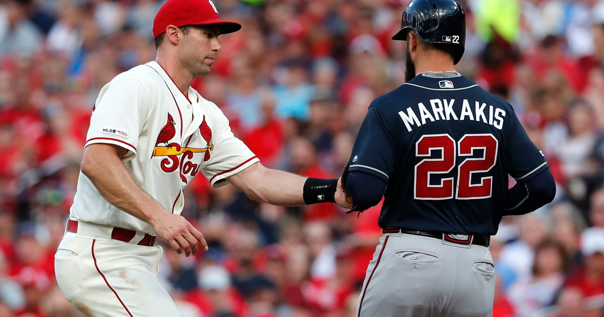 Injuries affect both teams in fifth Cards-Braves postseason matchup | FOX Sports