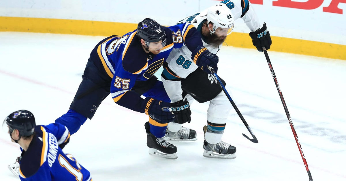Blues-Sharks Game 6 postgame to air on FOX Sports Midwest Plus