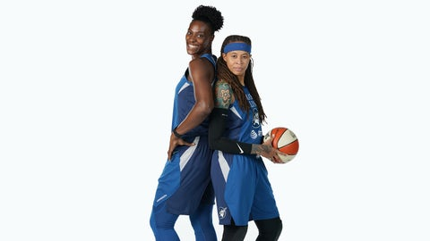 2019 Minnesota Lynx Media Day
