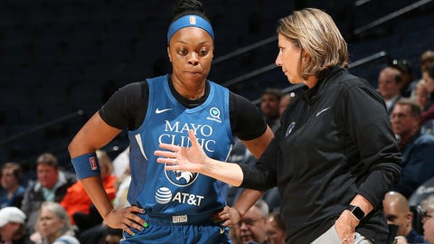 How will the Lynx replace the retired Lindsay Whalen?