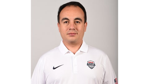 Wolves Hire Gersson Rosas As President Of Basketball Operations
