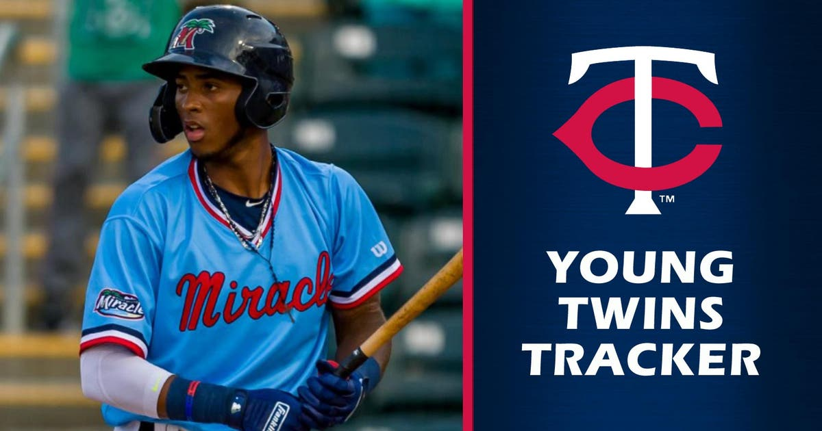 1a95f1c21 Minnesota Twins prospect Lewin Diaz making some home run history