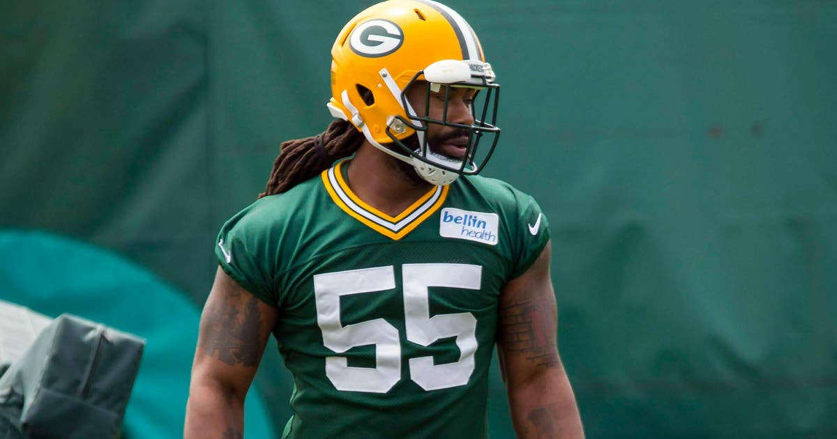 Smiths to lead new-look Green Bay Packers outside LB corps