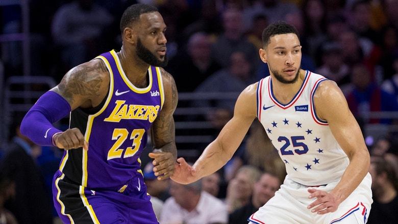 Jason Whitlock: A trade to 76ers would 'make sense' for LeBron