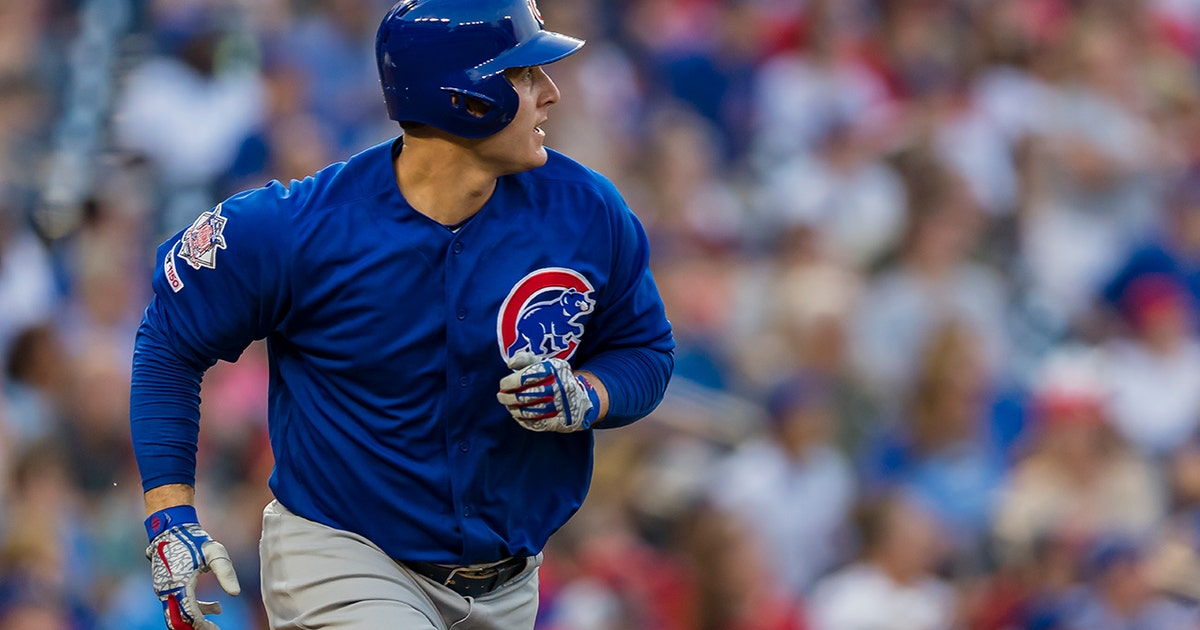Anthony Rizzo hits monster home run to add to Cubs lead over Nationals