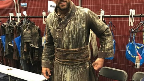 Aaron Rodgers, Game of Thrones extra (↑ UP)