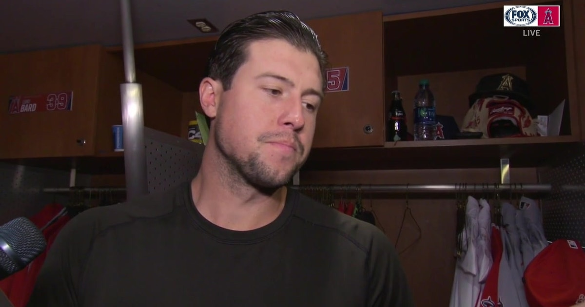 "Tyler Skaggs: ""Gotta build off the positives from today and keep it rolling against Texas"""