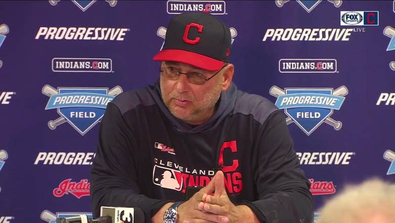 Terry Francona doesn't have a magic potion: 'We gotta get after it'